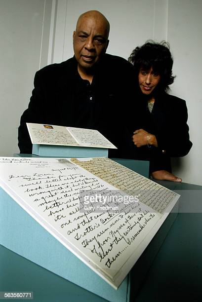 Ed and Angela Miller recently donated a valuable collection of original writings by Langston Hughes the 20th century African–American poet The...