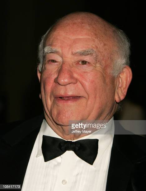 Ed Asner during 55th Annual Ace Eddie Awards Arrivals at Beverly Hilton Hotel in Beverly Hills California United States