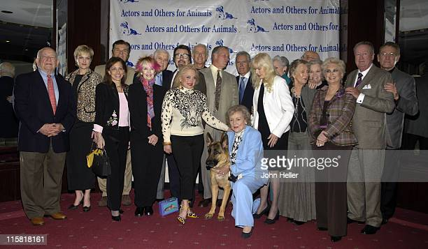 Ed Asner, Elaine Hendrix, Fred Willard, Attorney Vicki Roberts, Monty Hall, Shelley Fabares, Gary Owens, Carole Connor, Mike Farrell, Tom Sullivan,...