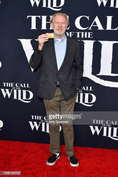 """Ed Begley attends the Premiere of 20th Century Studios' """"The Call of the Wild"""" at El Capitan Theatre on February 13, 2020 in Los Angeles, California."""