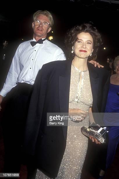 Ed Begley Jr and Annette Bening