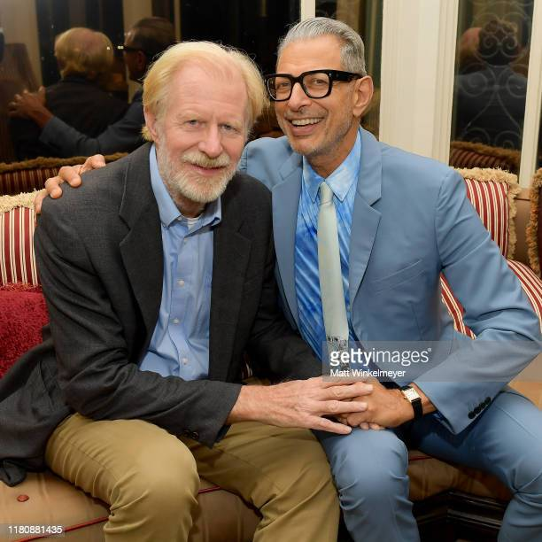"""Ed Begley Jr. And Jeff Goldblum attend Oceana's Fourth Annual """"Rock Under The Stars"""" Featuring The Red Hot Chili Peppers on October 12, 2019 in..."""