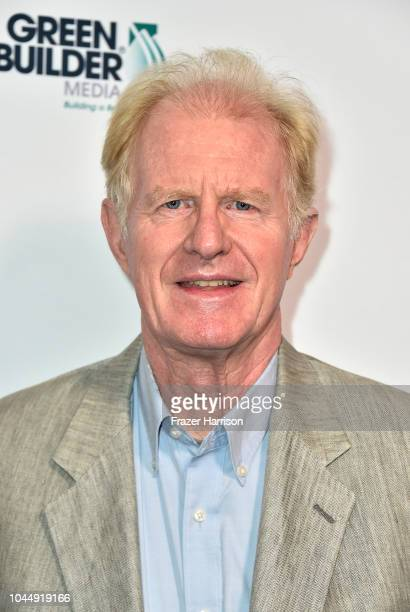 Ed Begley Jr attends the Premiere Of Vision Films' 'Living In The Future's Past' at Ahrya Fine Arts Theater on October 2 2018 in Beverly Hills...