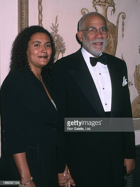 Ed Bradley and Patricia Blanchet during 54th Annual Directors Guild Of America Honors at WaldorfAstoria in New York New York United States