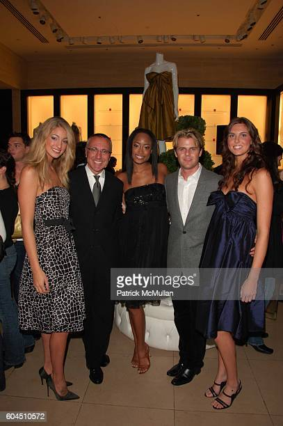 Ed Bucciarelli Adam Lippes and Models at Adam Lippes creator of AdamEve and Ann Watson Fashion Director of Henri Bendel host Get Dressed for the...