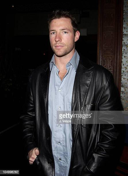 Ed Burns during Maxim Hot 100 Party Inside at Yamashiro in Hollywood California United States