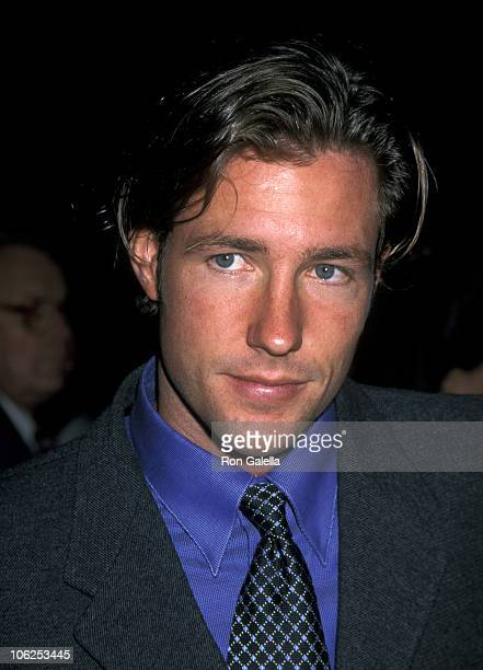 Ed Burns during Multiple Sclerosis Society's Honoring Keith Barish September 10 1996 at Beverly Hilton Hotel in Beverly Hills California United States