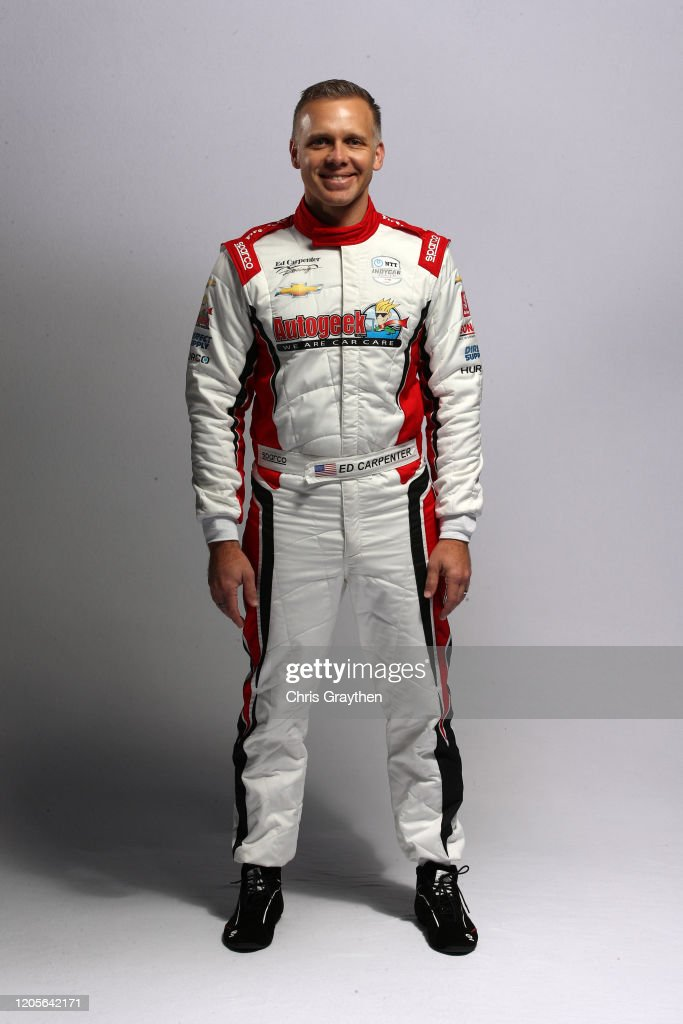 IndyCar Content Day : News Photo