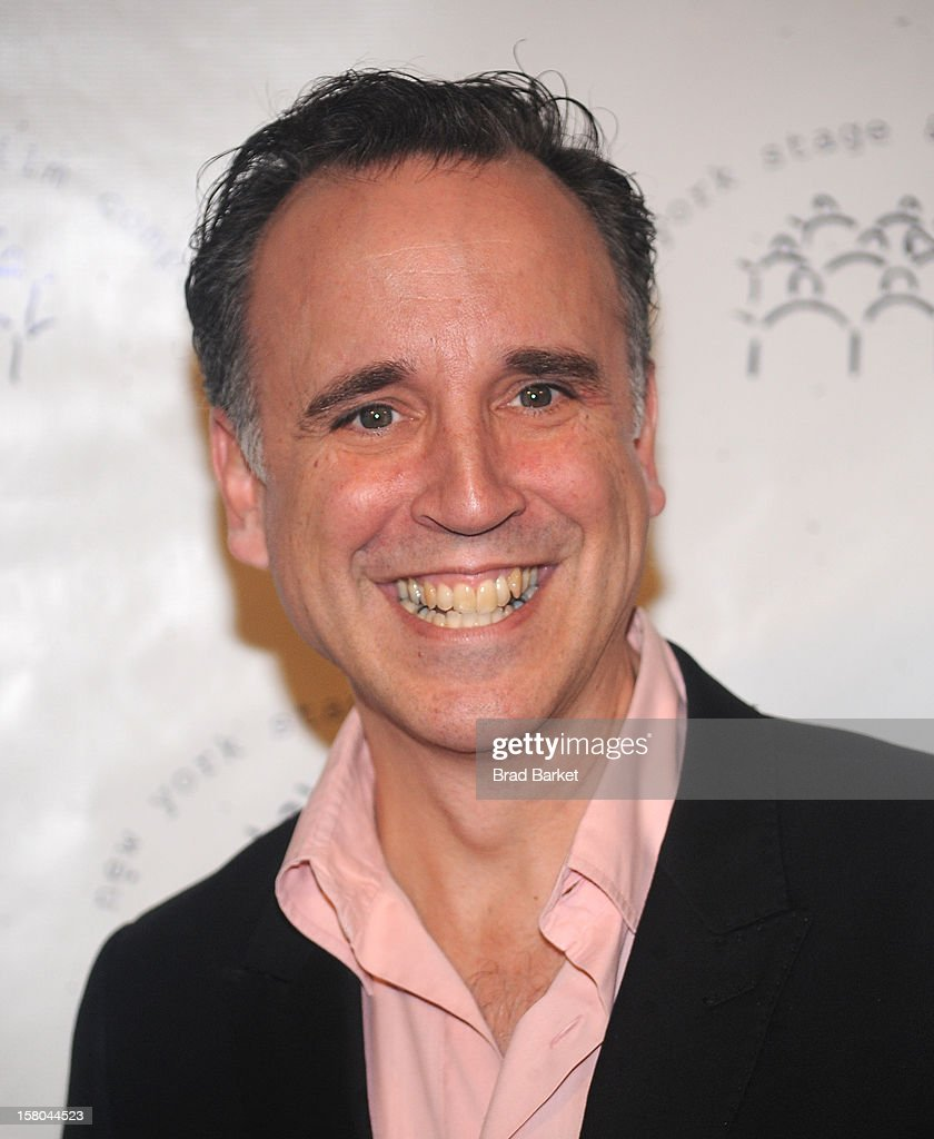 Ed Cheetham attends the New York Stage and Film Annual Winter Gala at The Plaza Hotel on December 9, 2012 in New York City.