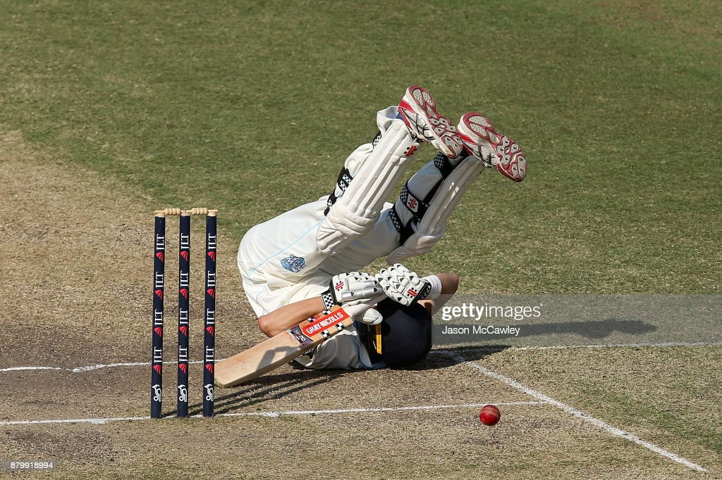 NSW v VIC - Sheffield Shield: Day 4