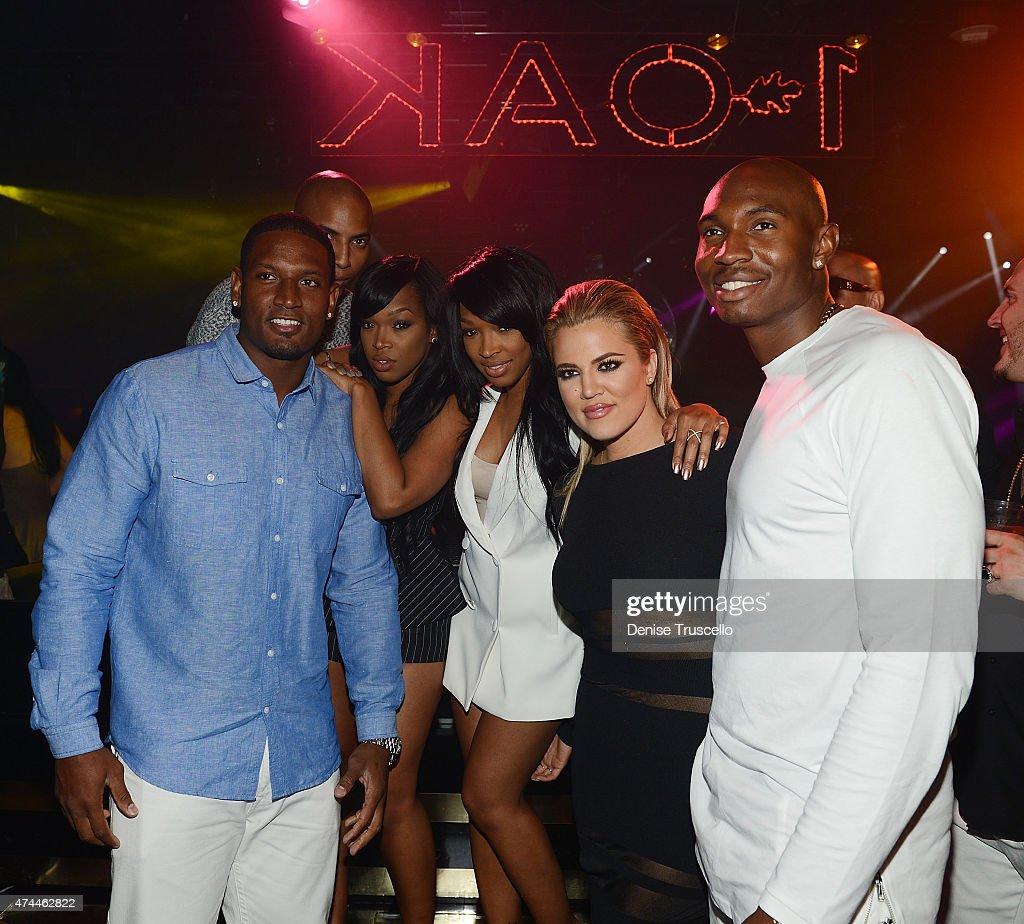 Khloe Kardashian Hosts At 1 OAK Nightclub Las Vegas At The Mirage Hotel & Casino