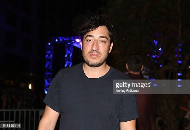 Ed Droste of Grizzly Bear attends The Broad Museum's Nonobject Summer Happenings CINDY SHERMAN IMITATION OF LIFE at The Broad on June 25 2016 in Los...