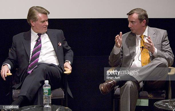 Ed Gillespie Former Chairman of the Republican National Committee and Jack Quinn Former Clinton White House Counsel