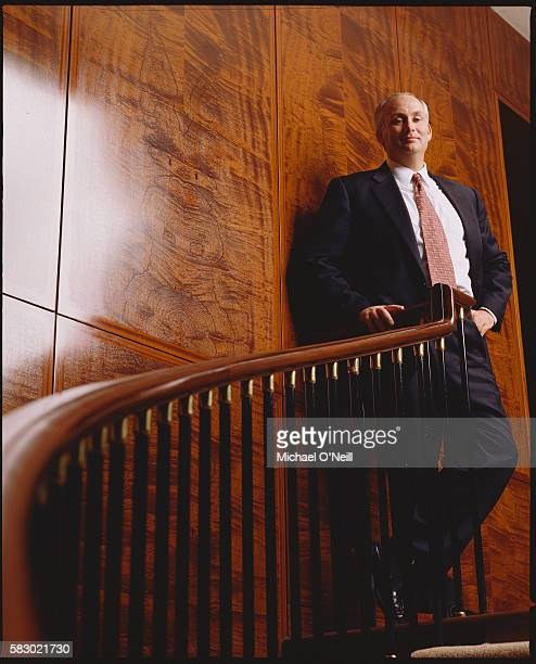 Ed Gilligan is Group President of Global Corporate Services at American Express