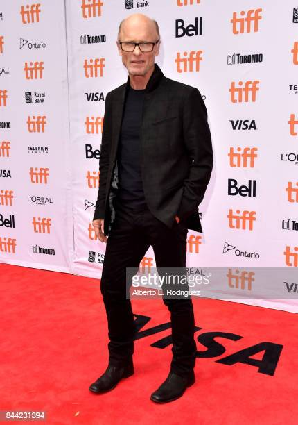 Ed Harris attends the Kodachrome premiere during the 2017 Toronto International Film Festival at Princess of Wales Theatre on September 8 2017 in...