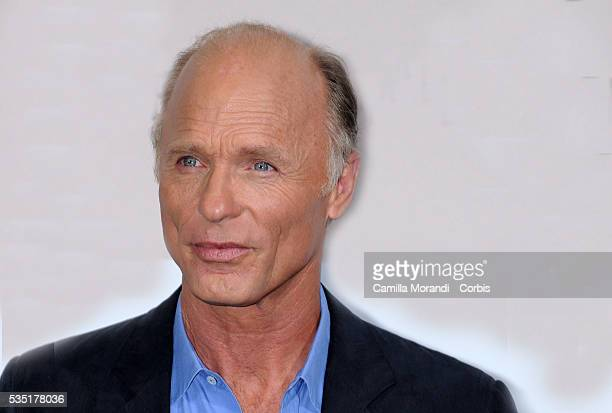 Ed Harris attends the photocall ofAppaloosa at the 2008 Rome International Film Festival