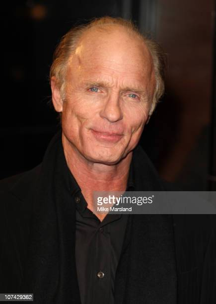 Ed Harris attends the UK premiere of 'The Way Back' at The Curzon Mayfair on December 8, 2010 in London, England.