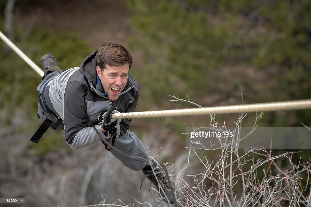 GRYLLS -- 'Ed Helms' Episode 208 -- Pictured: Ed Helms --