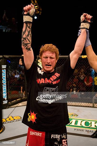 Ed Herman def Chris Price Submission 258 round 1 during UFC Fight Night 08 at the Hard Rock Live Seminole Hard Rock Hotel Casino on January 25 2007...