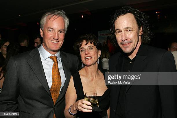 Ed Kelly Nancy Novogrod and Charles Gandee attend Nancy Novogrod Editor in Chief and Julie McGowan SVP/Publisher Host the Celebration of Travel...