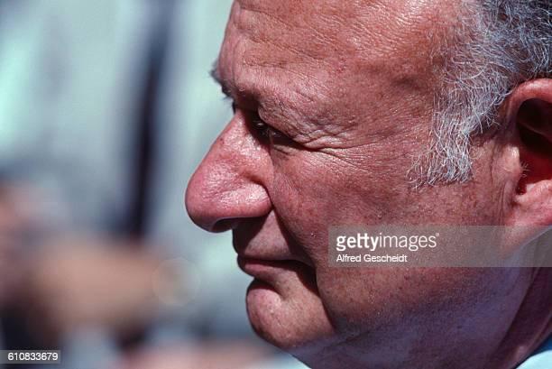 Ed Koch the 105th Mayor of New York City USA August 1989