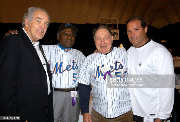 Ed Kranepool, first baseman for the 1969 Mets Championship team, Ed Charles, third baseman from the 1969 Mets World Series team, Former Dodgers and...
