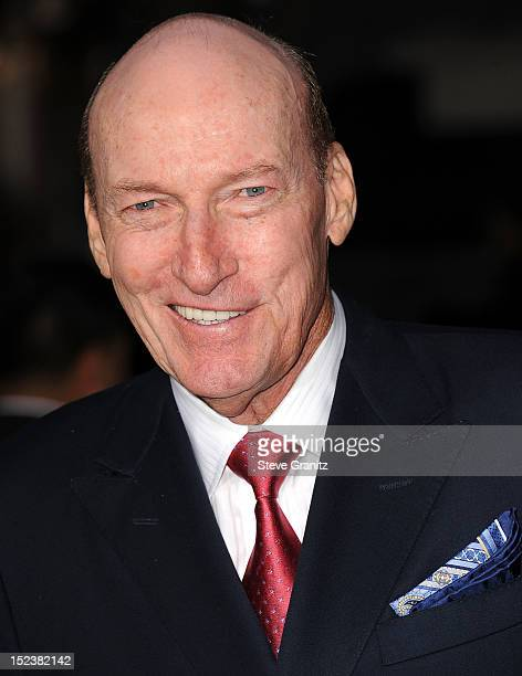 """Ed Lauter arrives at the """"Trouble With The Curve"""" at Mann's Village Theatre on September 19, 2012 in Westwood, California."""