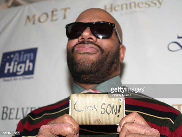 Ed Lover attends the Kenny Smith 8th Annual AllStar Bash on February 12 2010 in Dallas Texas