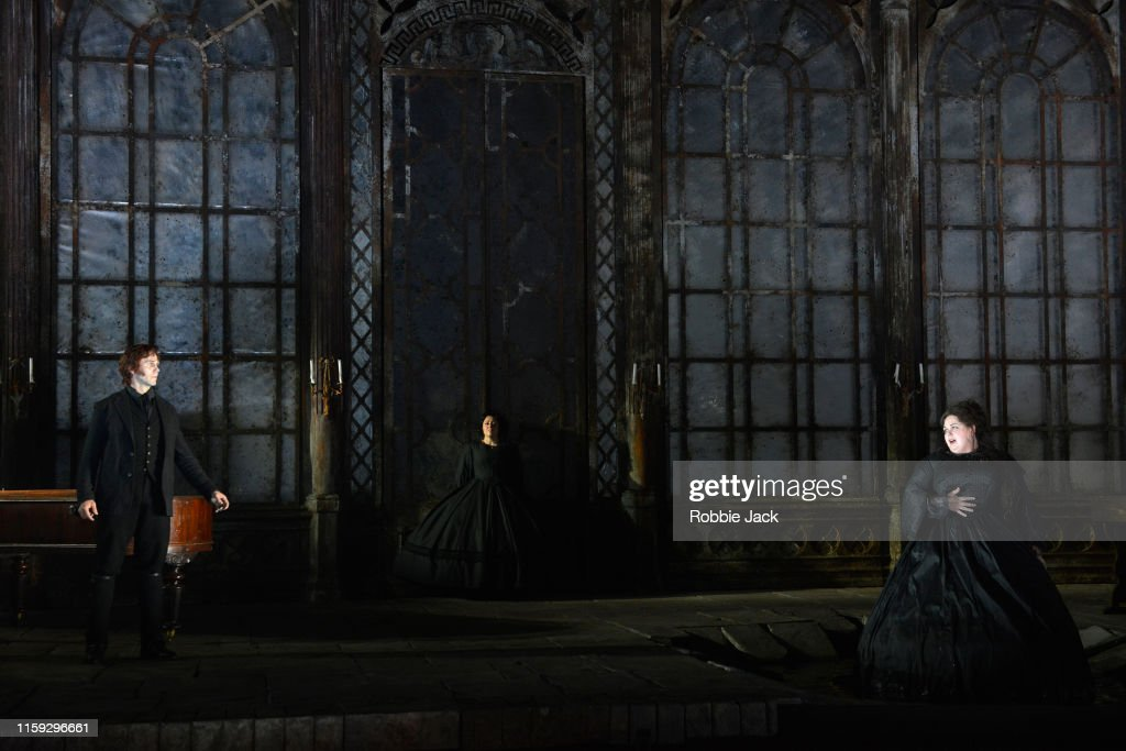 """The Turn Of The Screw"" At Garsington Opera House : News Photo"