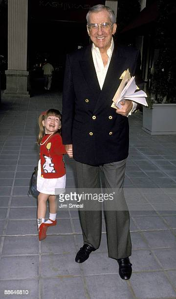 Ed McMahon and Daughter Catherine Mary