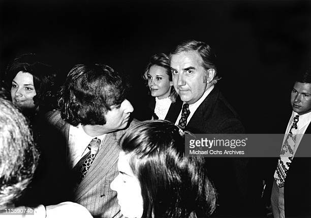 Ed McMahon announcer and sidekick on the Tonight Show with Johnny Carson attends an event circa 1973 in Los Angeles California