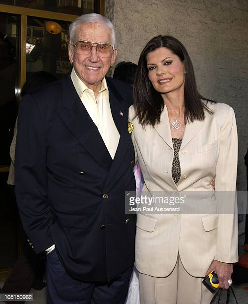 Ed McMahon during Legally Blonde 2 Red White Blonde Los Angeles Screening at Mann National Theatre in Westwood California United States