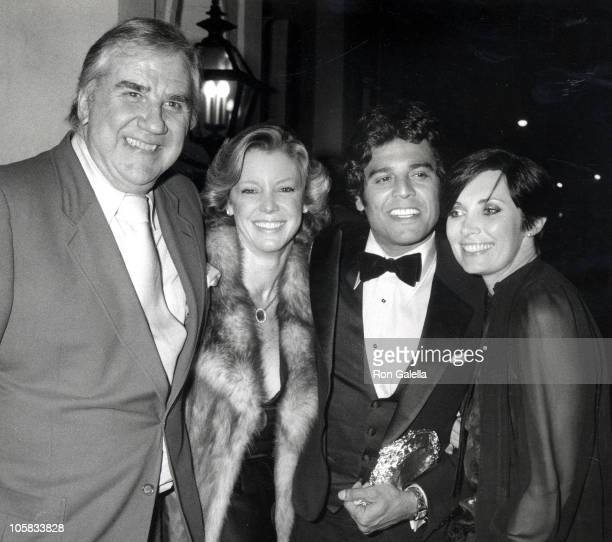 Ed McMahon Victoria McMahon Erik Estrada and Beverly Sassoon