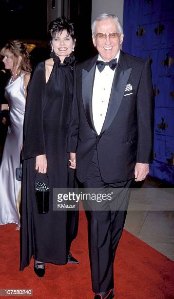 Ed McMahon with his wife Pam during 13th Annual Carousel of Hope Ball Benefiting Childrens Diabetes at Beverly Hilton Hotel in Beverly Hills...