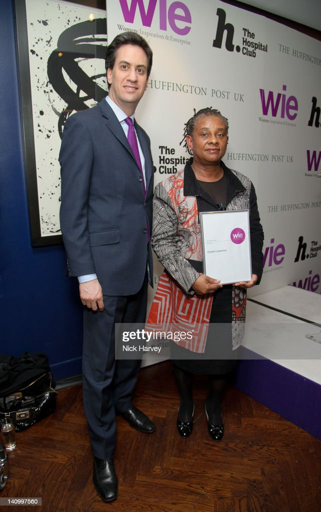 Women Inspiration and Enterprise Awards 2012