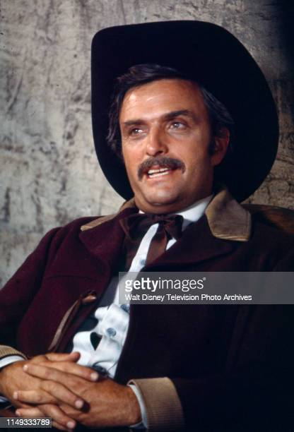 Ed Nelson appearing on the ABC tv series 'Alias Smith and Jones' episode 'What Happened at the XST'