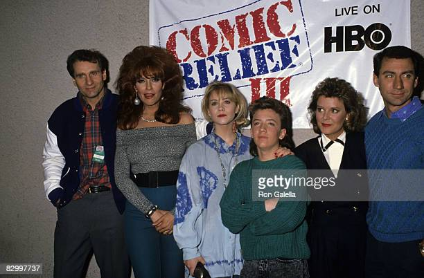 Ed O' Neil Katey Sagal Christina Applegate David Faustino Amanda Bearse and David Garrison