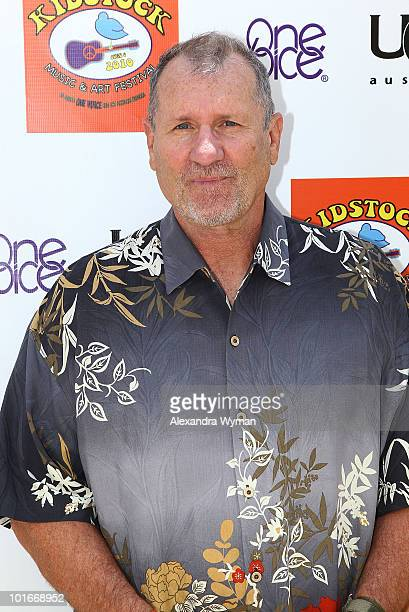 Ed O'Neill at The 4th Annual Kidstock Music And Arts Festival held at Greystone Mansion on June 6 2010 in Beverly Hills California