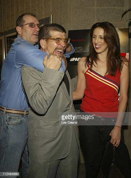 Ed O'Neill David Mamet Writer/Director and Alexandra Kerry daughter of Sen John Kerry
