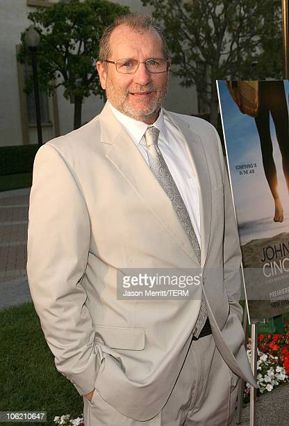 Ed O'Neill during Los Angeles Premiere of the HBO Original Series John From Cincinnati Arrivals at Paramount Theater in Hollywood California United...