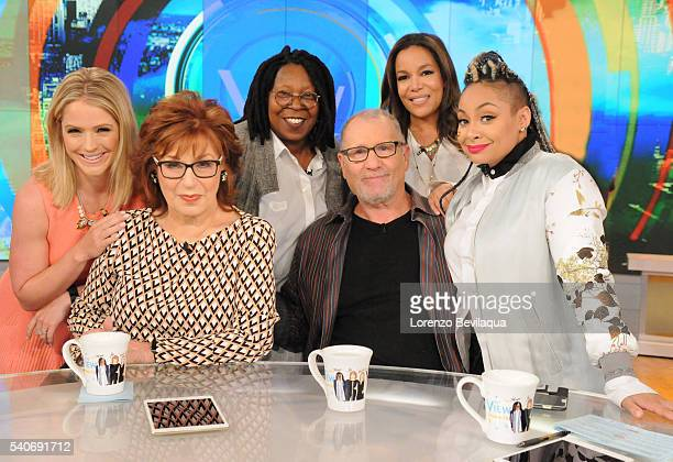 THE VIEW Ed O'Neill visits THE VIEW 6/16/16 airing on the Walt Disney Television via Getty Images Television Network SARA HAINES JOY BEHAR WHOOPI...