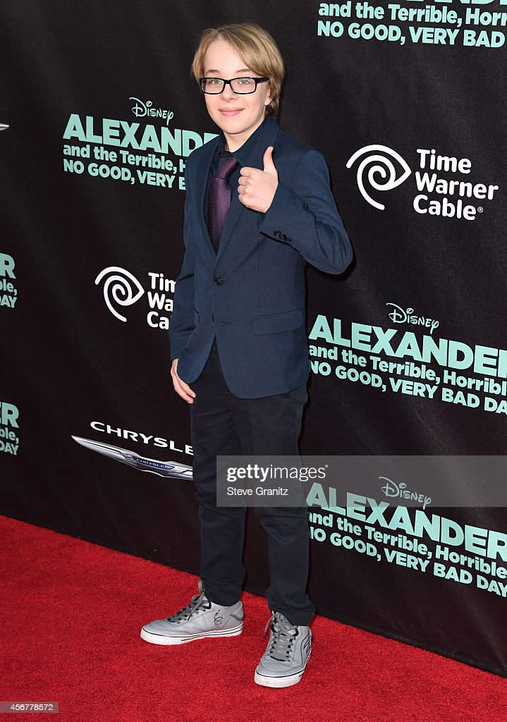 """""""Alexander And The Terrible, Horrible, No Good, Very Bad Day"""" - Los Angeles Premiere - Arrivals"""