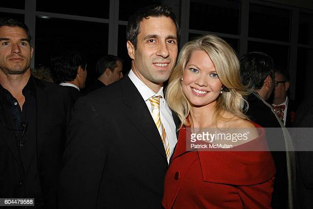 Ed Palermo and Diane McInerney attend GREY GARDENS Opening Night Party at The Boathouse in Central Park on November 2 2006 in New York City