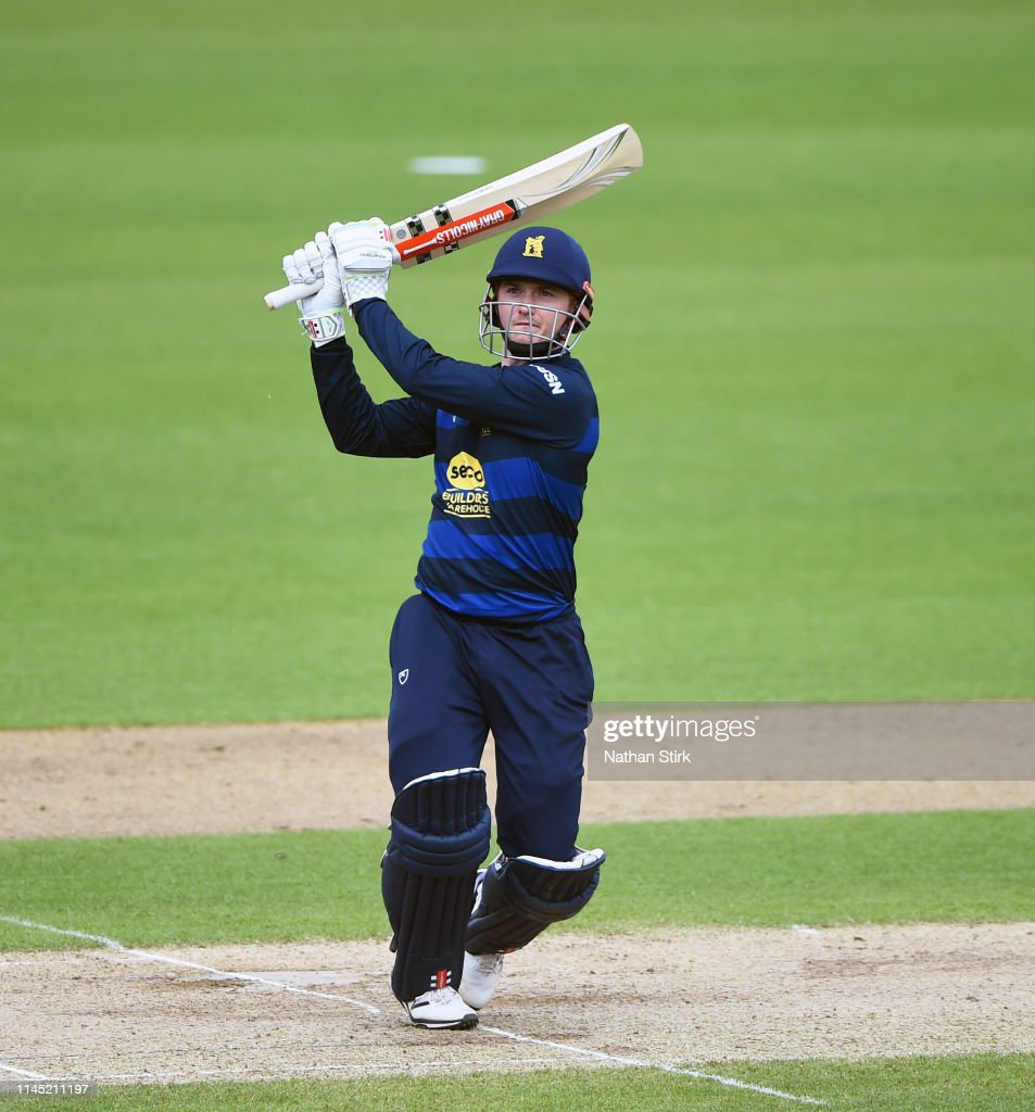 GBR: Warwickshire v Durham - Royal London One Day Cup