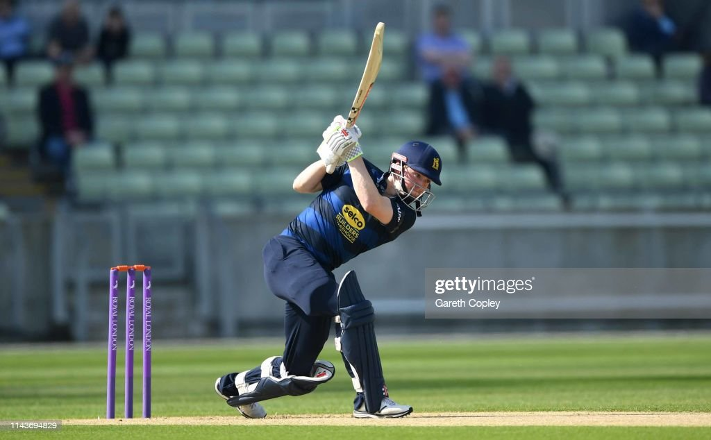 GBR: Warwickshire v Yorkshire - Royal London One Day Cup
