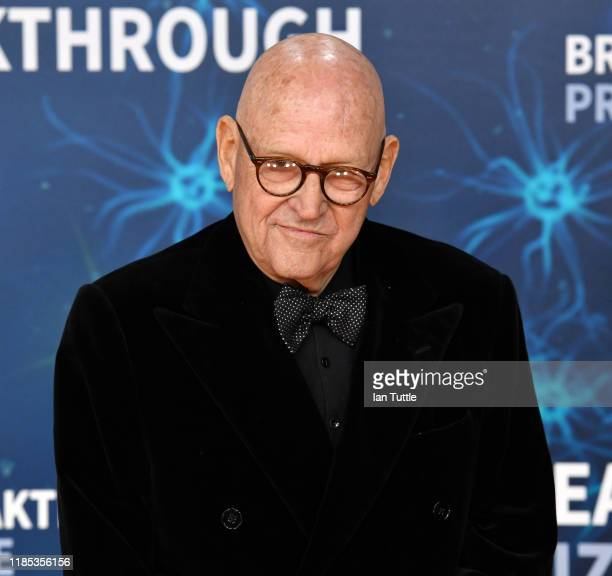 Ed Pressman attends the 2020 Breakthrough Prize Red Carpet at NASA Ames Research Center on November 03 2019 in Mountain View California