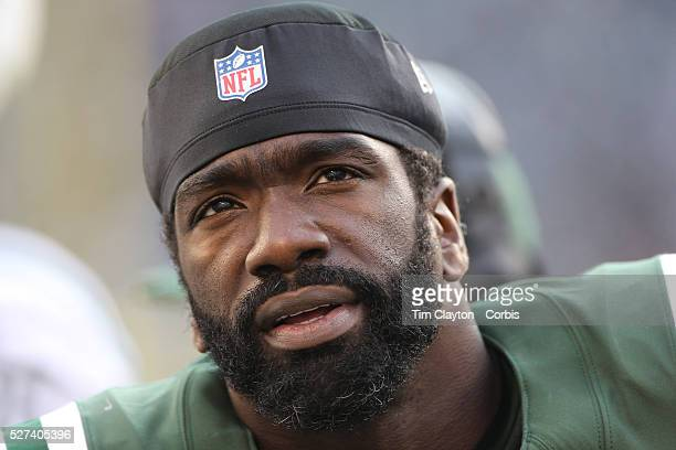 Ed Reed New York Jets during the New York Jets Vs Miami Dolphins NFL American Football game at MetLife Stadium East Rutherford NJ USA 1st December...