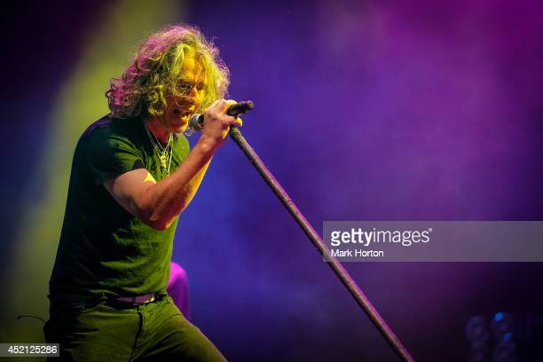 Ed Roland performs with Collective Soul on Day 10 of the RBC Royal Bank Bluesfest on July 13, 2014 in Ottawa, Canada.