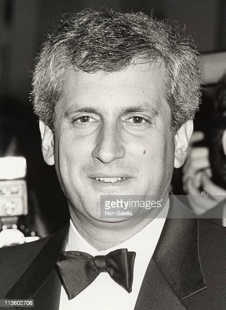 Ed Schlossberg during Democratic National Committee's Fundraising Benefit April 14 1986 at Waldorf Astoria Hotel in New York City New York United...