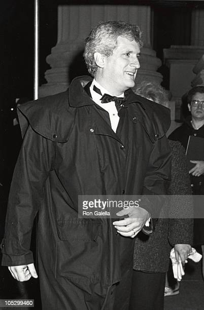 Ed Schlossberg during Museum's Office of Film and Television Honor Sir Richard Attenborough at Metropolitan Museum of Art in New York City New York...